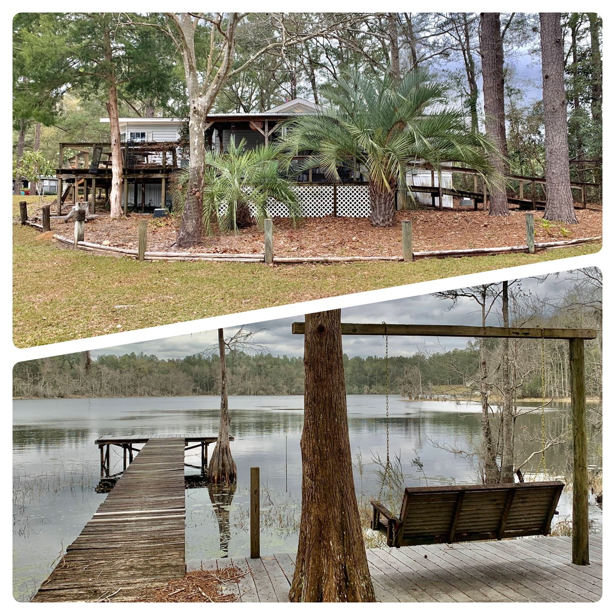 Fish Camp - New Hope Florida - Washington County Vernon FL