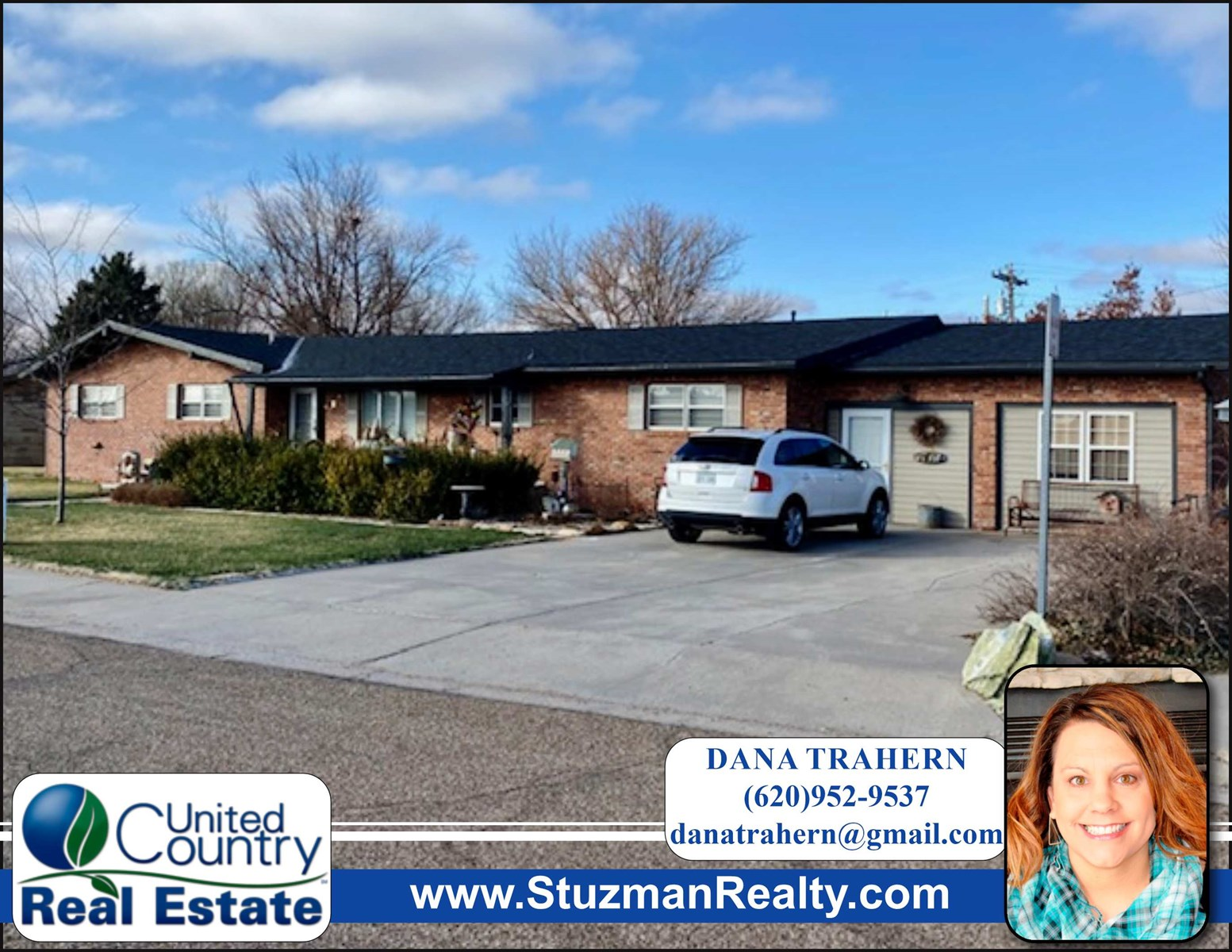 CHARISMATIC, LOVELY HOME FOR SALE IN ULYSSES, KS