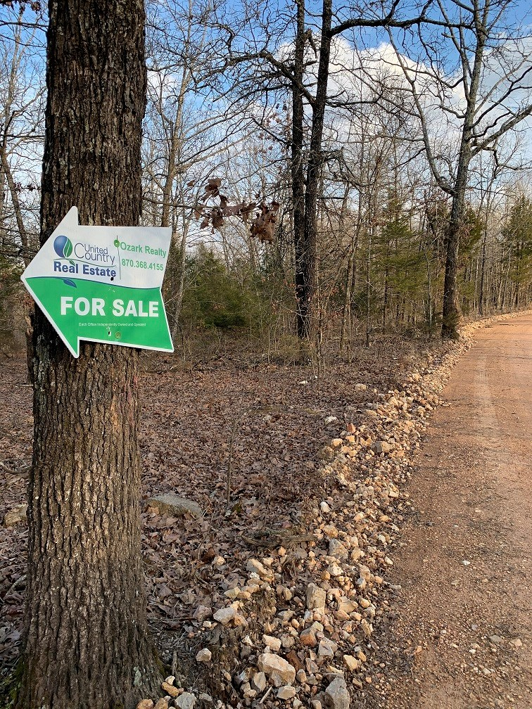HUNTING LAND FOR SALE IN ZION, ARKANSAS