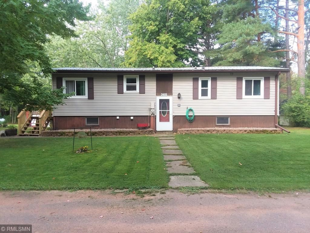 Askov, Minnesota Home For Sale in Town with Outbuiling