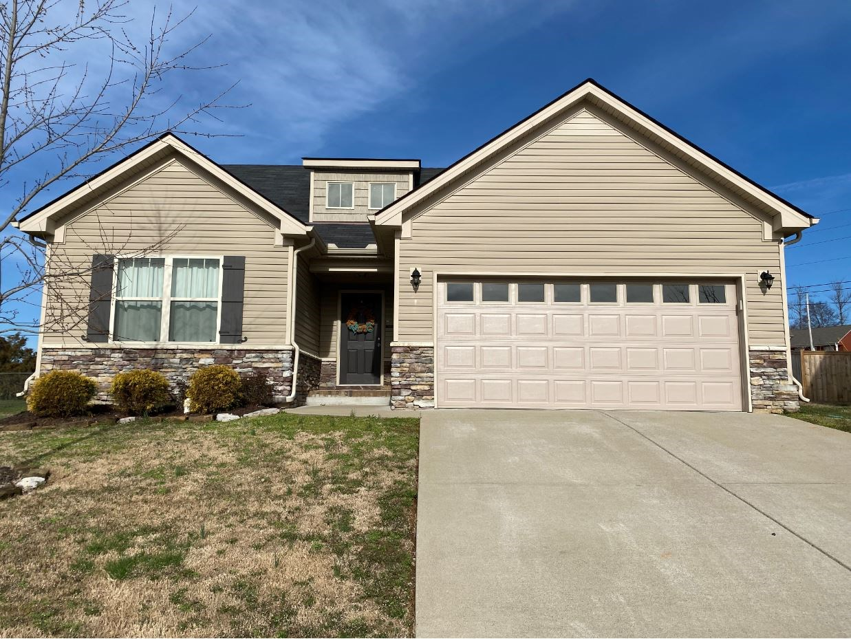 Home for Sale in Meadowbrook Subdivision in Spring Hill, TN