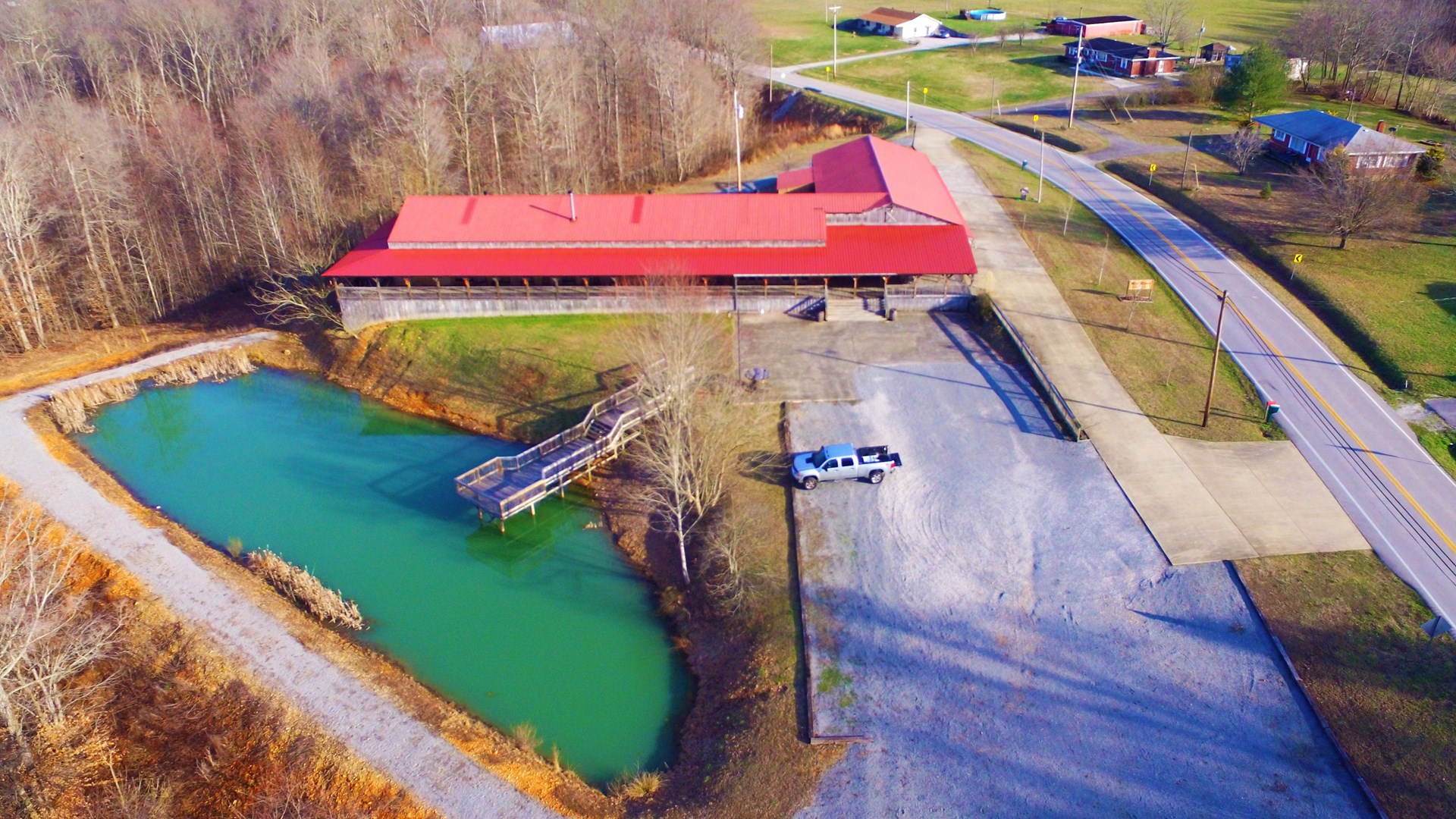 ONLINE AUCTION-WEDDING/EVENT VENUE-RESTAURANT-LIBERTY, KY.