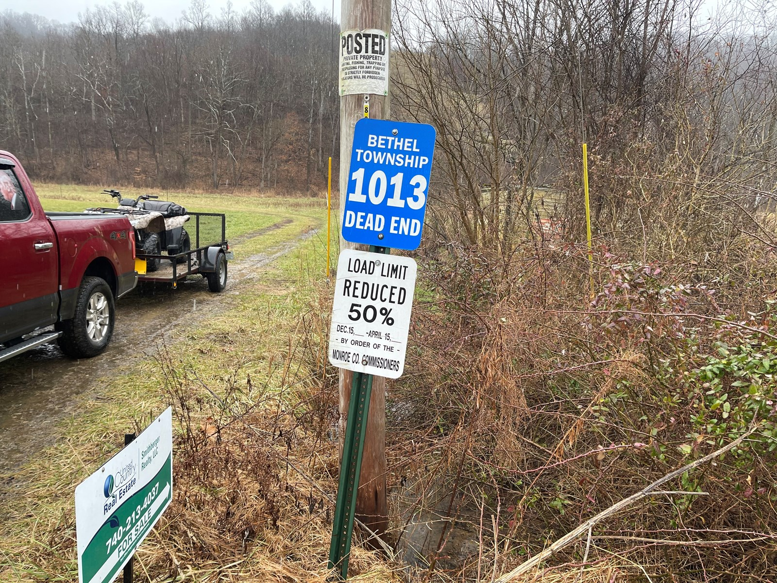Monroe County, OH Land For Sale