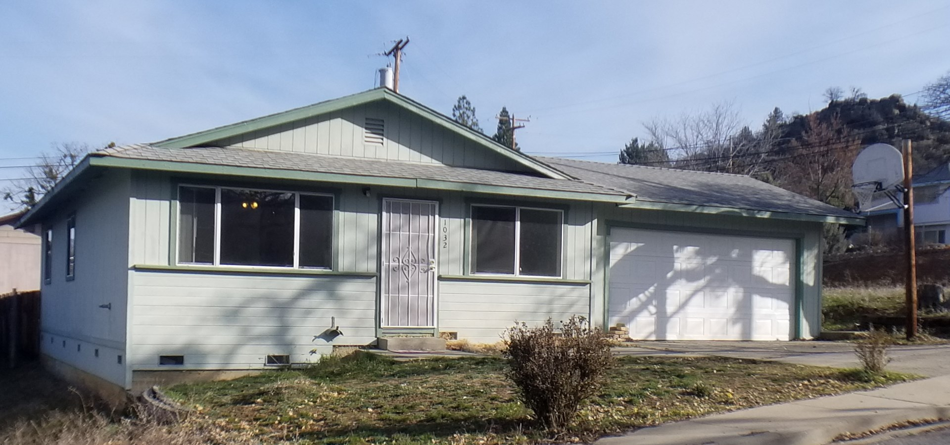 Home for Sale Yreka/Northern California/Siskiyou County