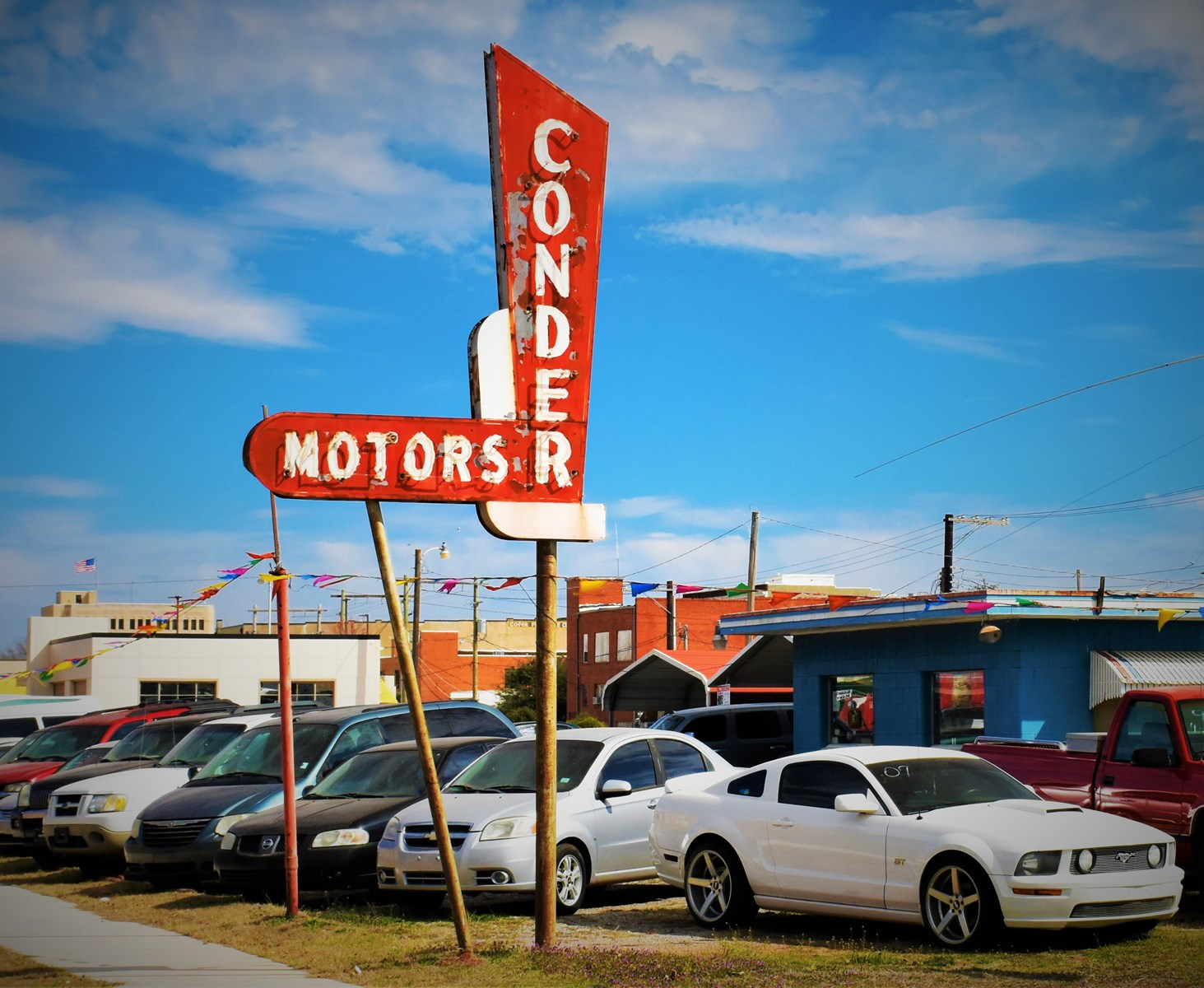 Conder Motors - Retirement Liquidation - Used Cars