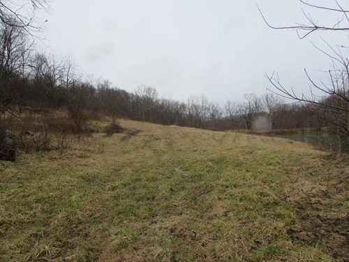 150.04 ACRES WITH HILLTOP VIEW IN OHIO