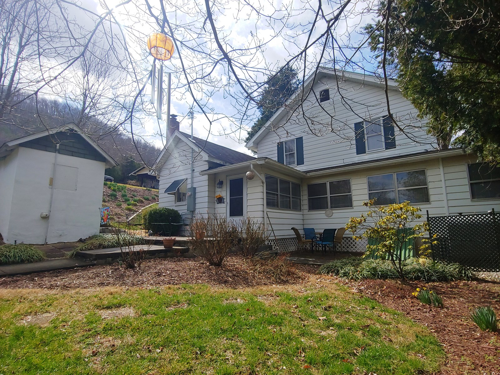 Large Family Home for Sale in Shawsville VA