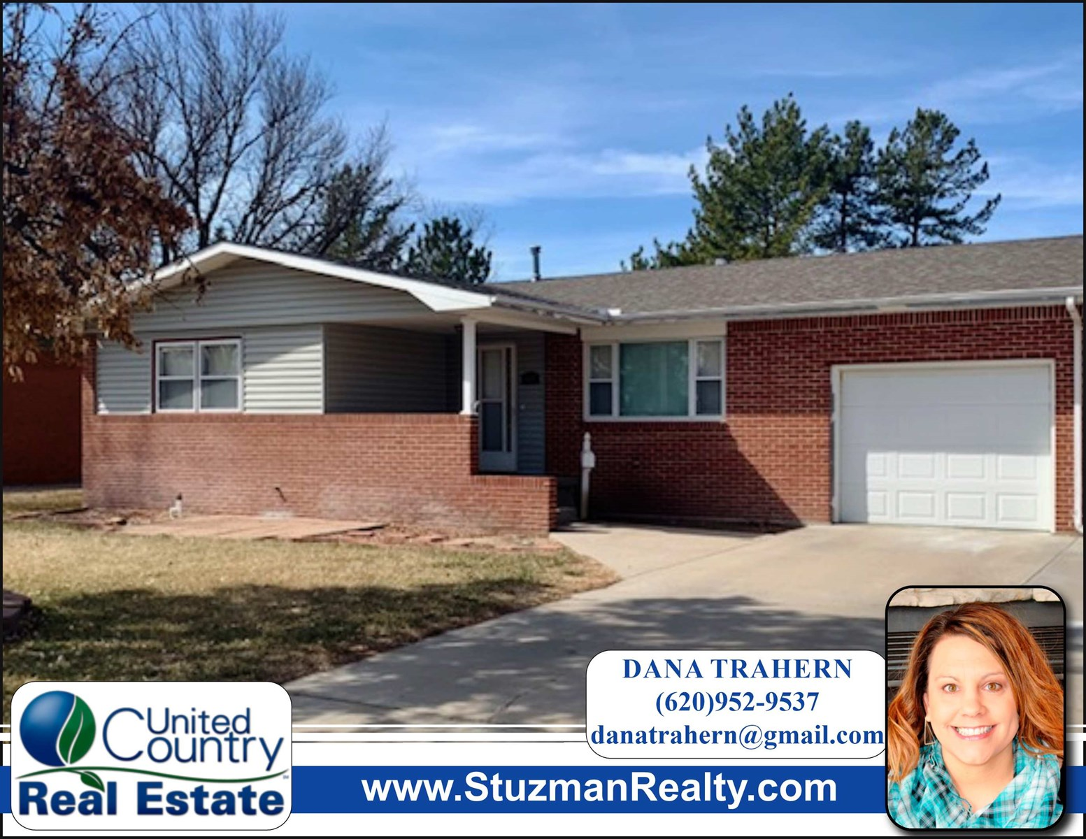 LARGE UPDATED HOME FOR SALE IN ULYSSES, KS
