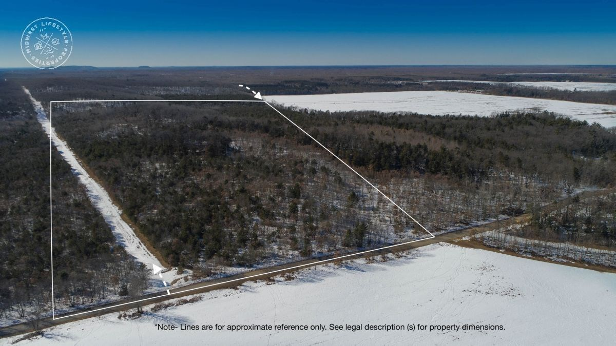 Breathtaking Hunting Property for Sale In Adams County, WI
