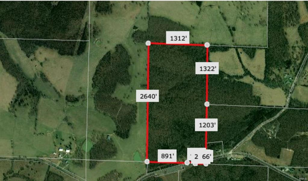 For sale Vienna, MO, Maries County Missouri, Hunting Land