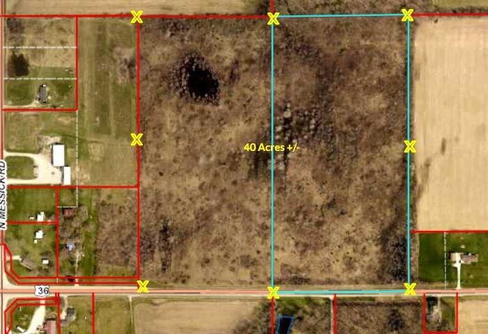 Land for Sale Mooreland, Indiana