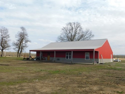 OKLAHOMA HORSE AND CATTLE RANCH, COUNTRY HOME FOR SALE