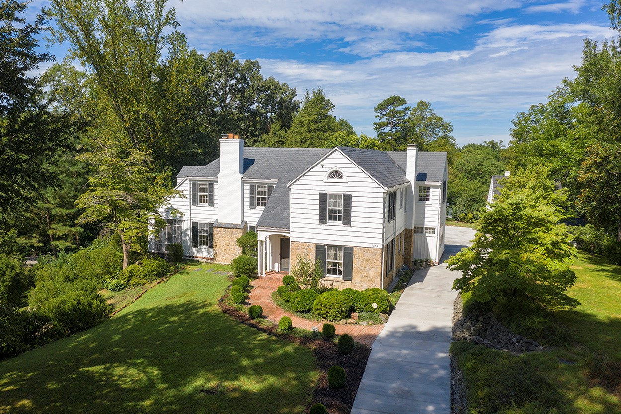Beautiful English Tudor in Nice Subdivision- Danville, VA