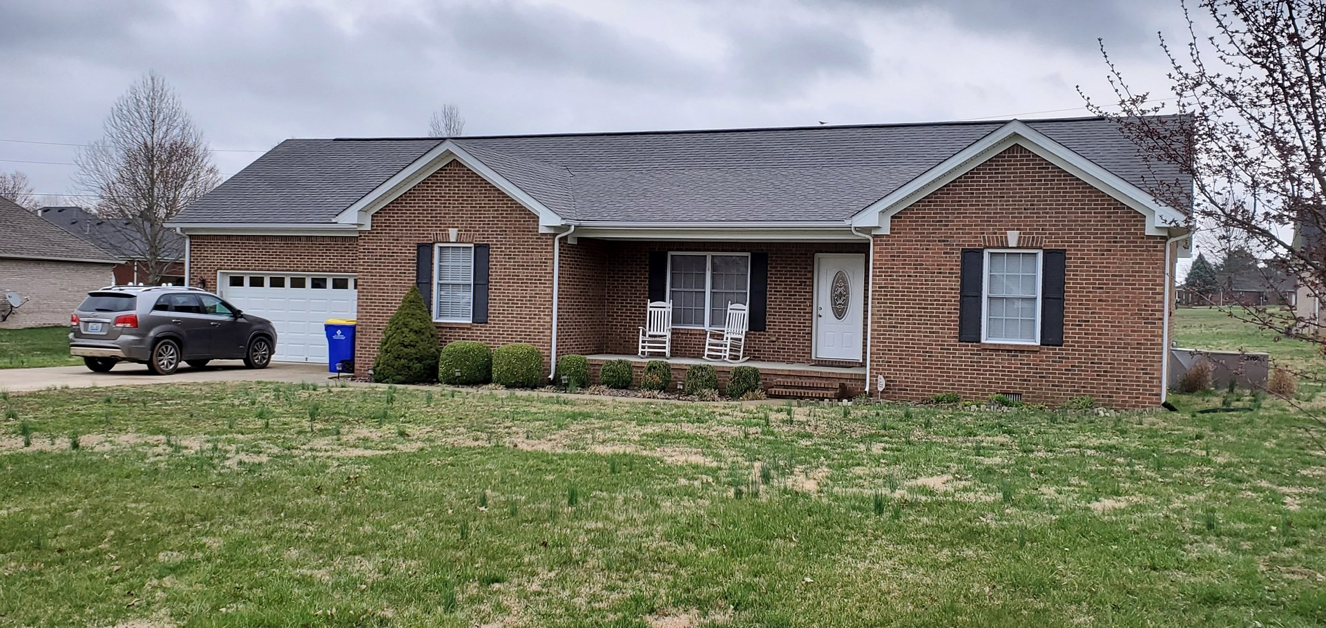 Nice 3 bedroom 2 bath Brick home for sale in Franklin Ky.