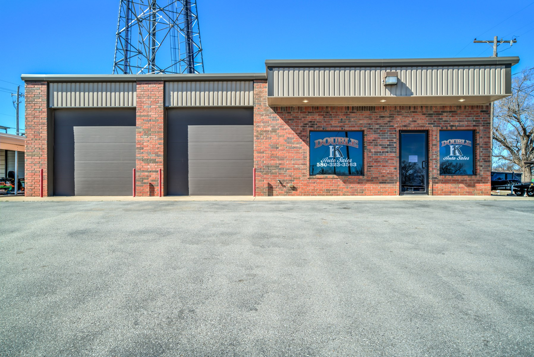 Clinton, OK Commercial Property for Sale, Custer County, OK
