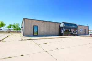 COMMERCIAL/MEDICAL BUILDING FOR SALE IN WESTERN OKLAHOMA