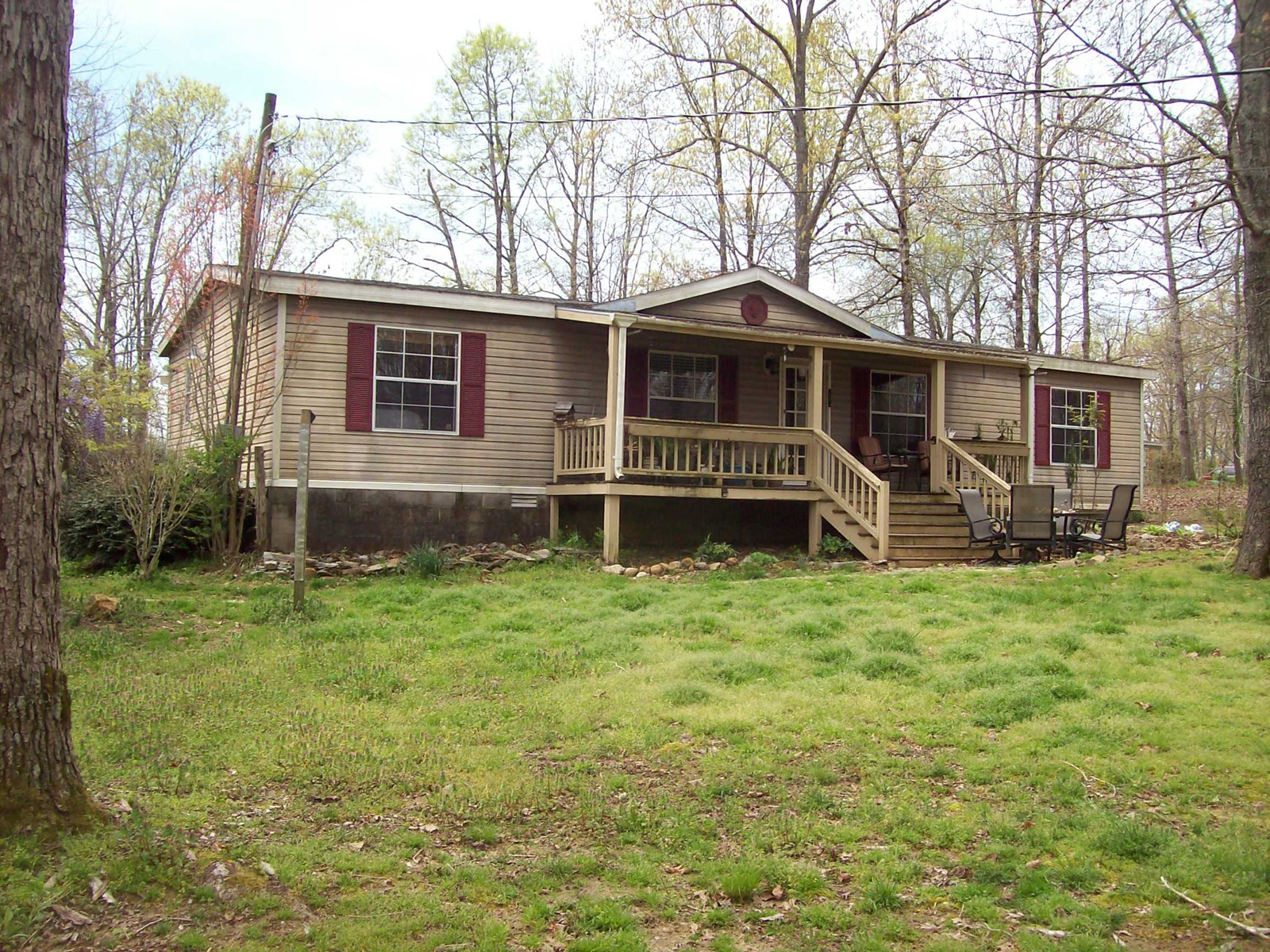 Manufactured Home in Nunnelly, TN