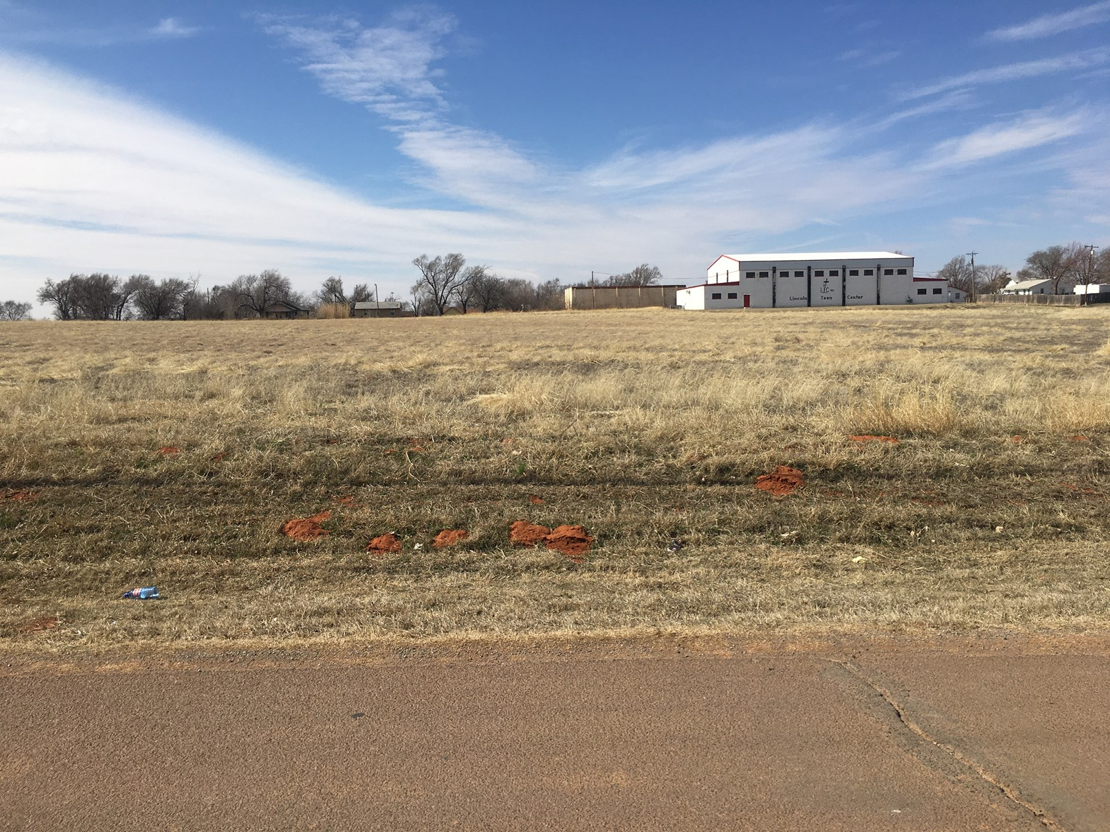 ACREAGE IN CITY LIMITS FOR SALE IN WESTERN OKLAHOMA