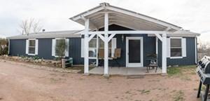 HOME ON ALMOST 2 ACRES NEAR HOLLOMAN AFB IN LA LUZ, NM