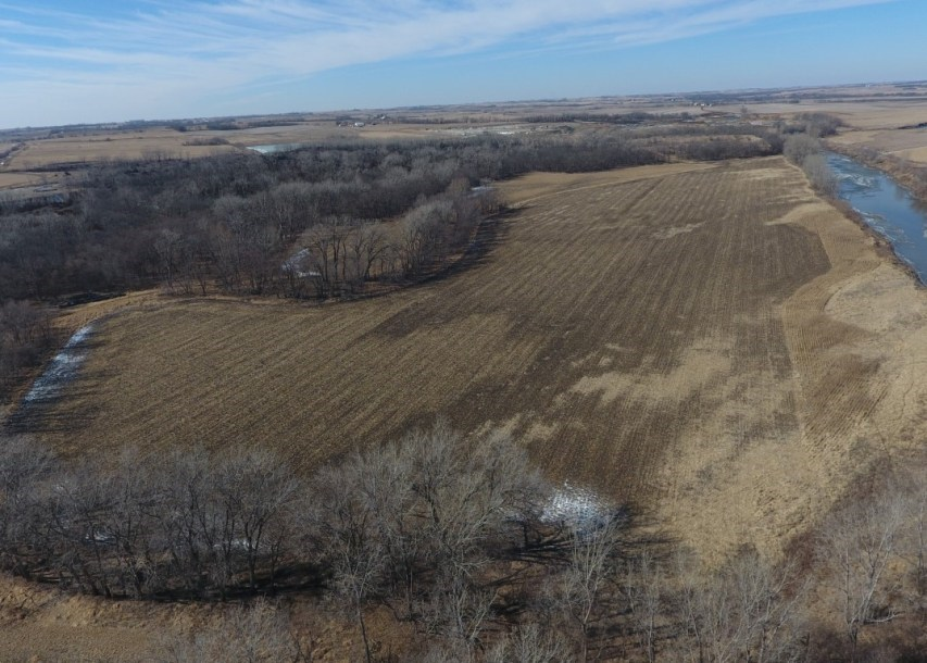 47+/- Ac, Nice Bottom Farm, All Class II Soils, 92% Tillable