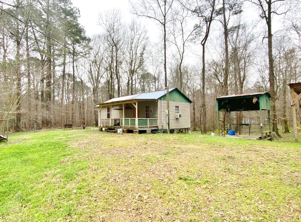 Camp in Homochitto National Forest for Sale, Franklin Co MS