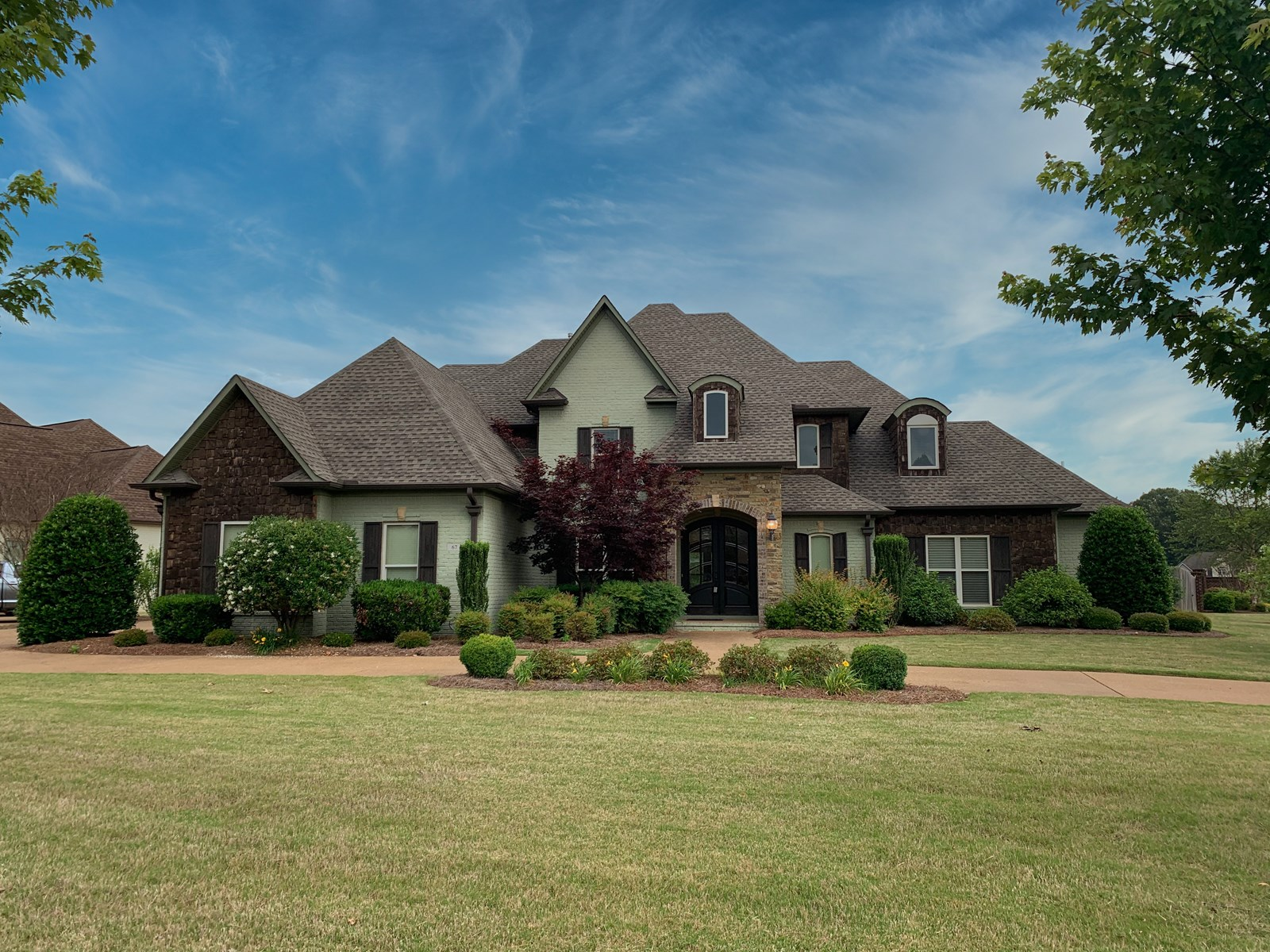 Custom Home with Pool for sale in Wyndchase in Jackson TN
