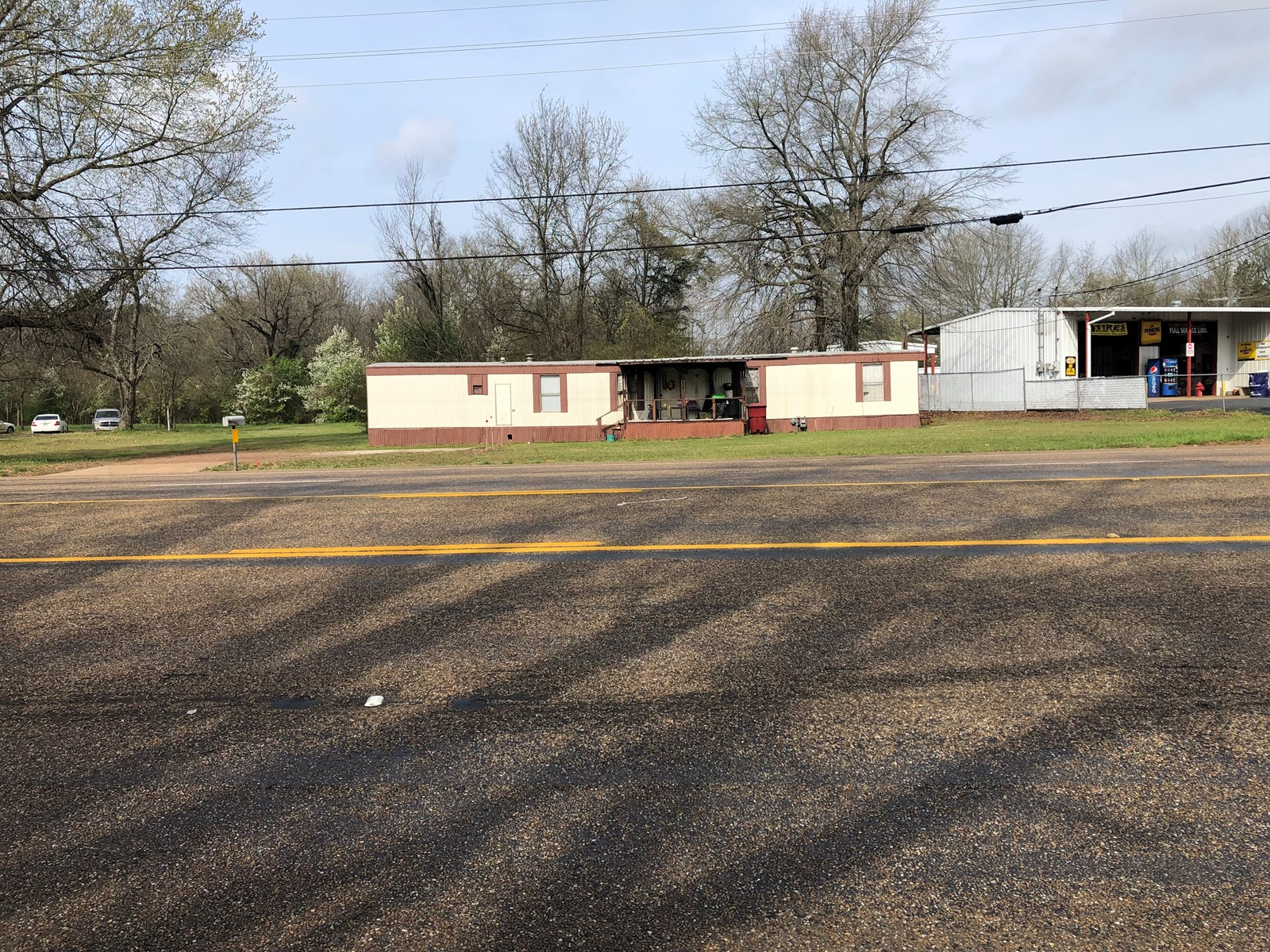 Commercial Property For Sale, HWY 59 N Frontage, East Texas