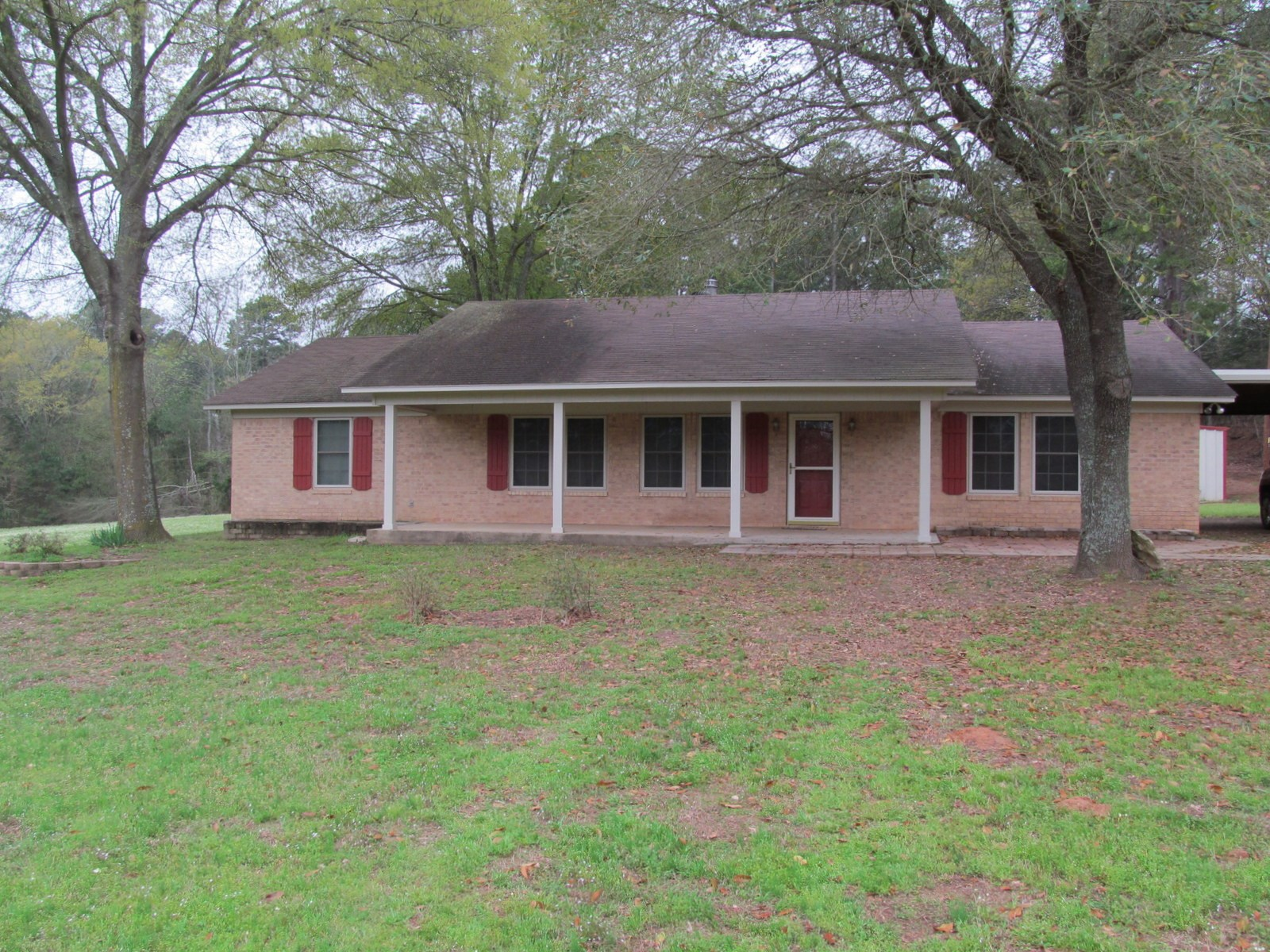 COUNTRY HOME 1 ACRE WINNSBORO TEXAS FRANKLIN COUNTY TX