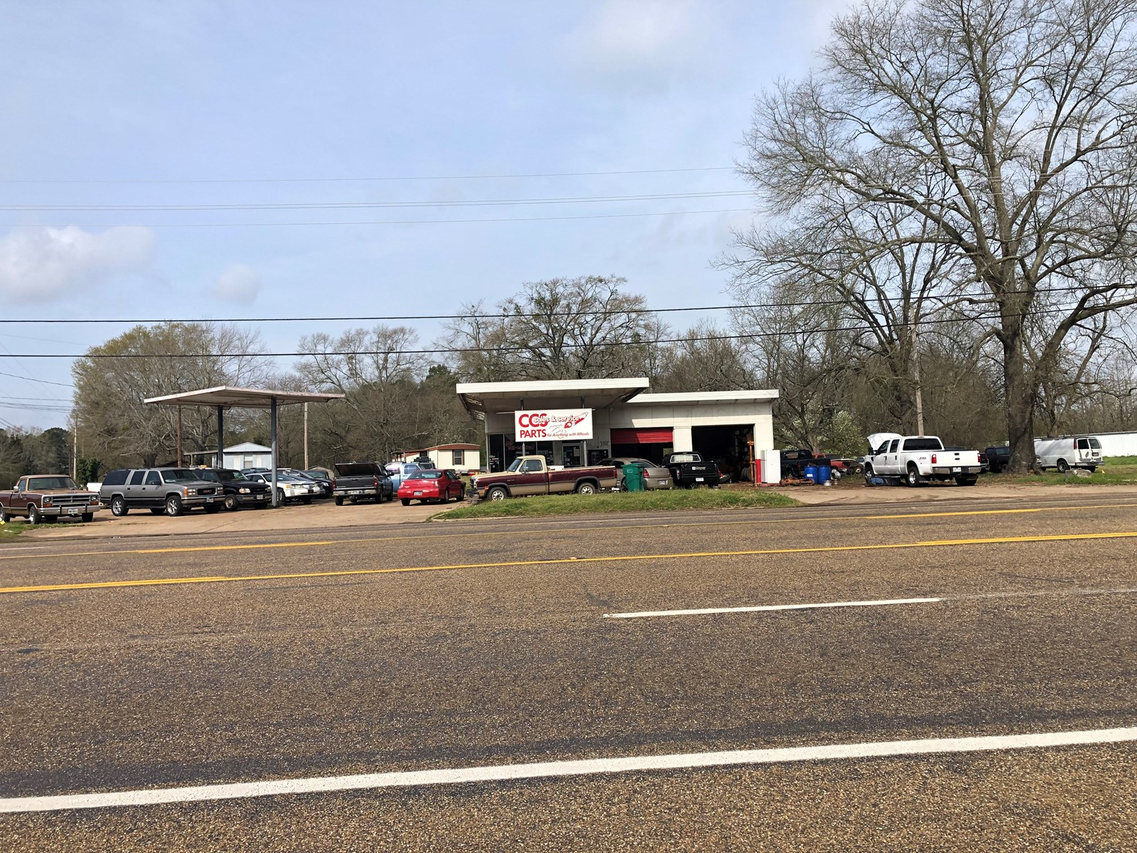 Commercial Property for Sale Hwy 59 Atlanta, Texas