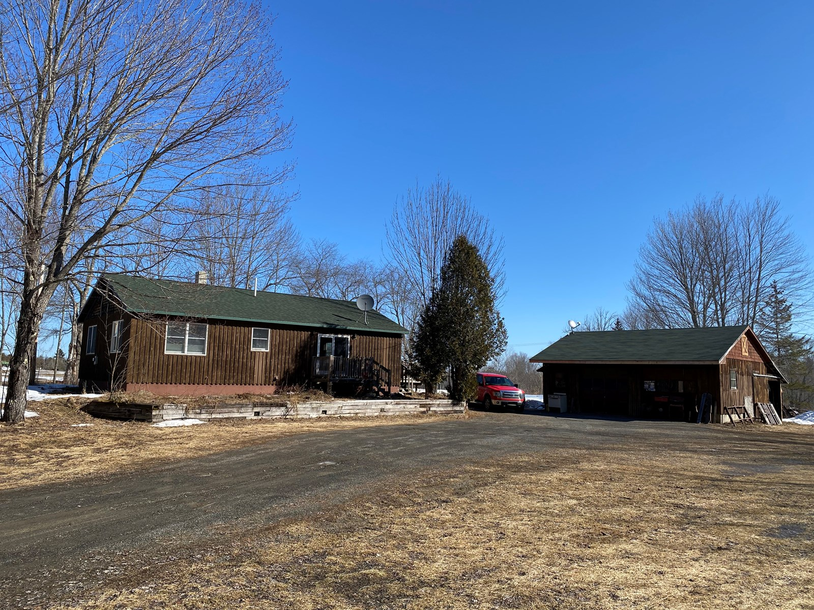 Bradford Maine Country Home For Sale