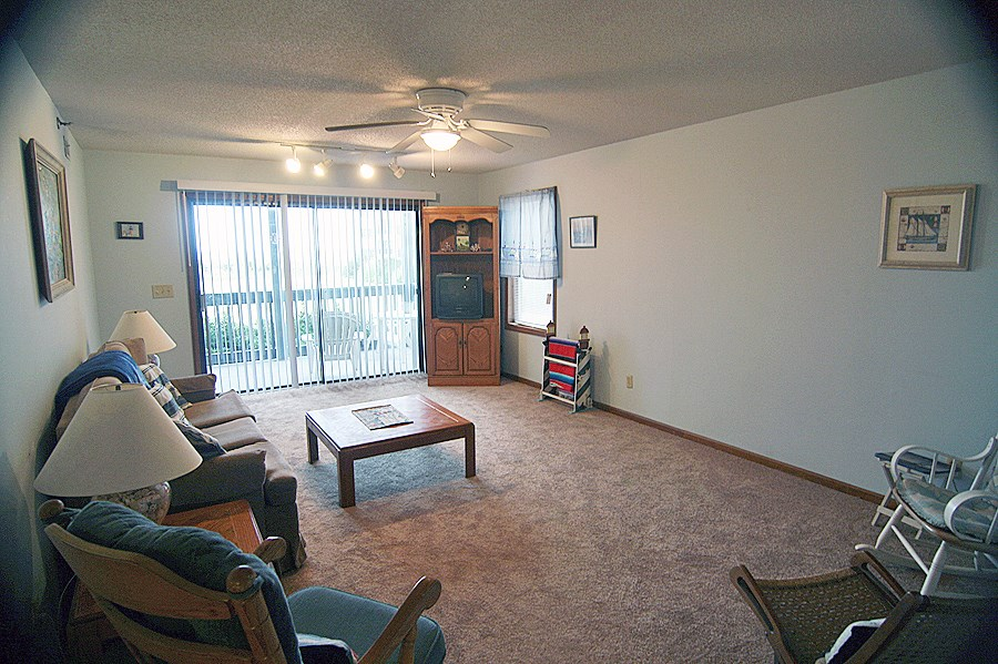 2BR Oceanfront Condo for Sale on North Topsail Beach