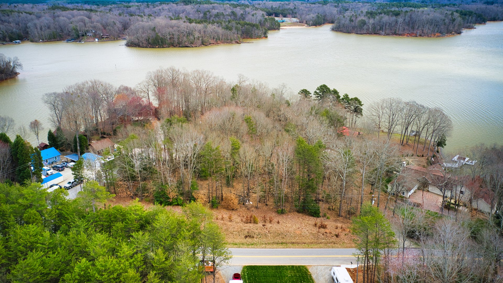 Lake View Lot on Lake Norman NC