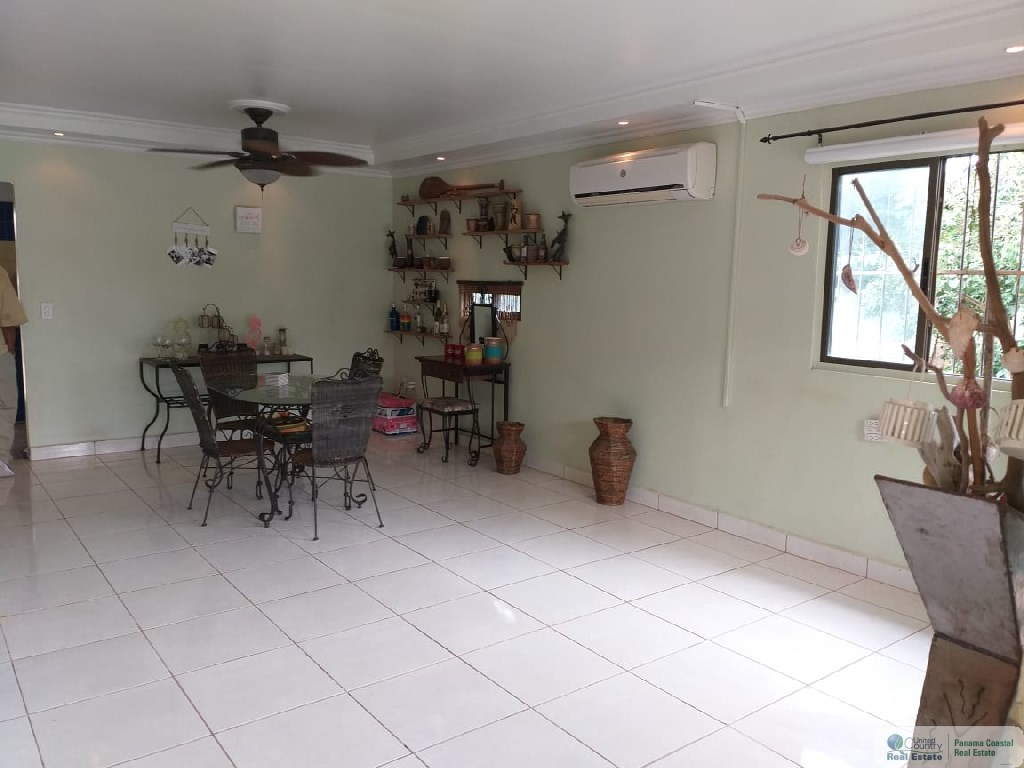 coastal house for sale panama