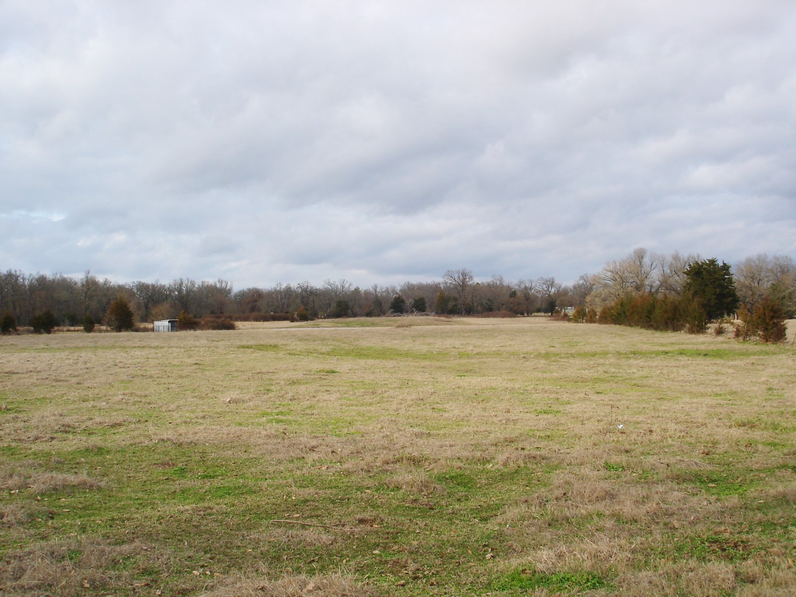 Country Ranch Land Home Site For Sale Blossom Texas