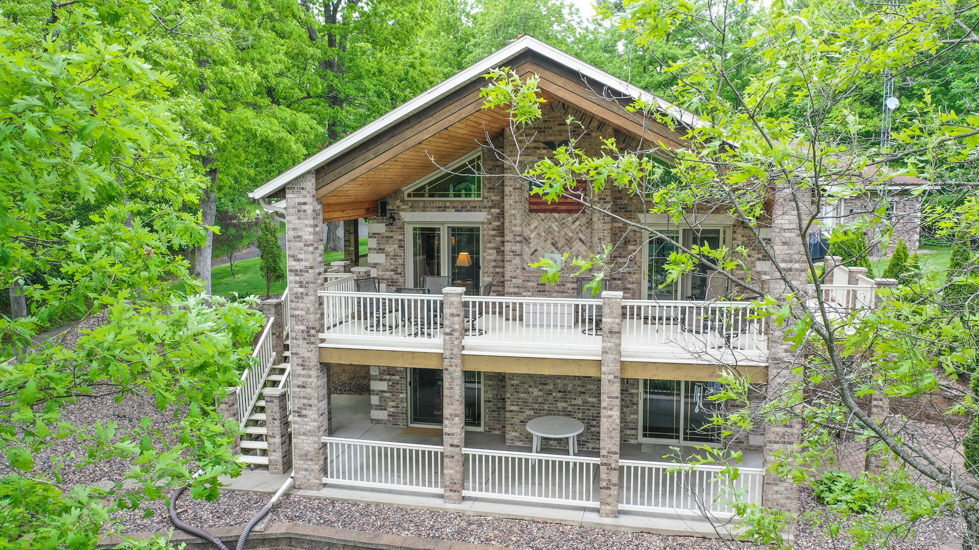 Lake Emily Home for Sale Amherst Junction, WI