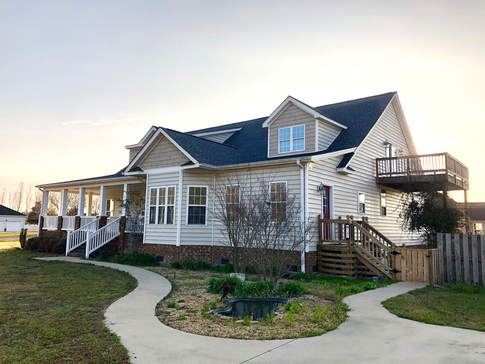Camden County Riverfront Subdivision with SO MUCH SPACE