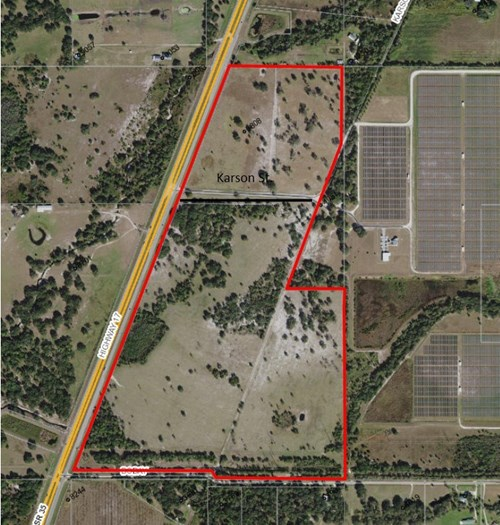 160 Acres for sale in Desoto County, FL!
