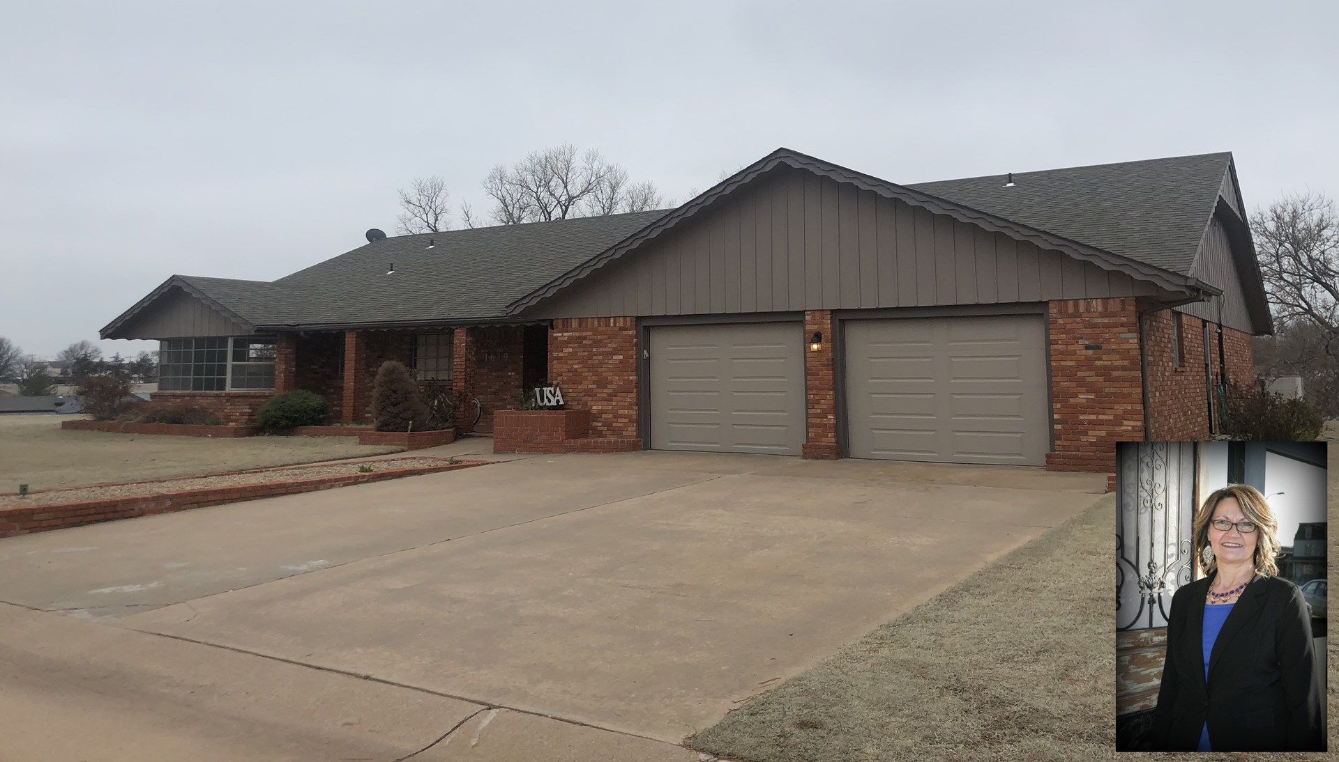 Large 3 Bedroom 3 Bathroom Home in Prime Location Alva, OK
