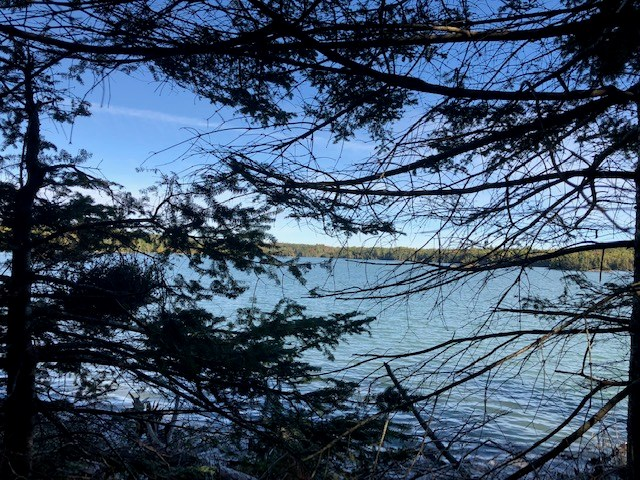 Oceanfront Parcel For Sale in Lubec, Maine