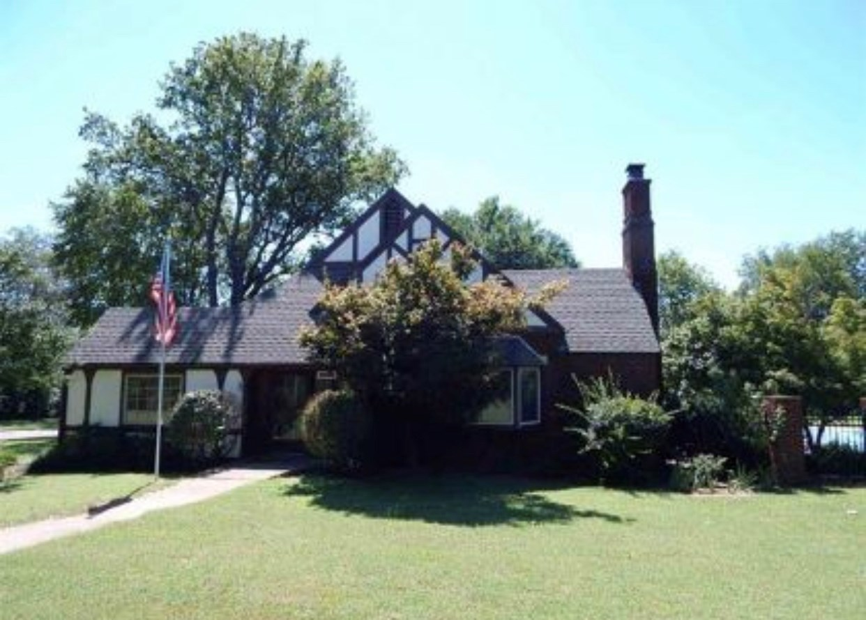 Ponca City Oklahoma Beautiful Large Family Home For Sale