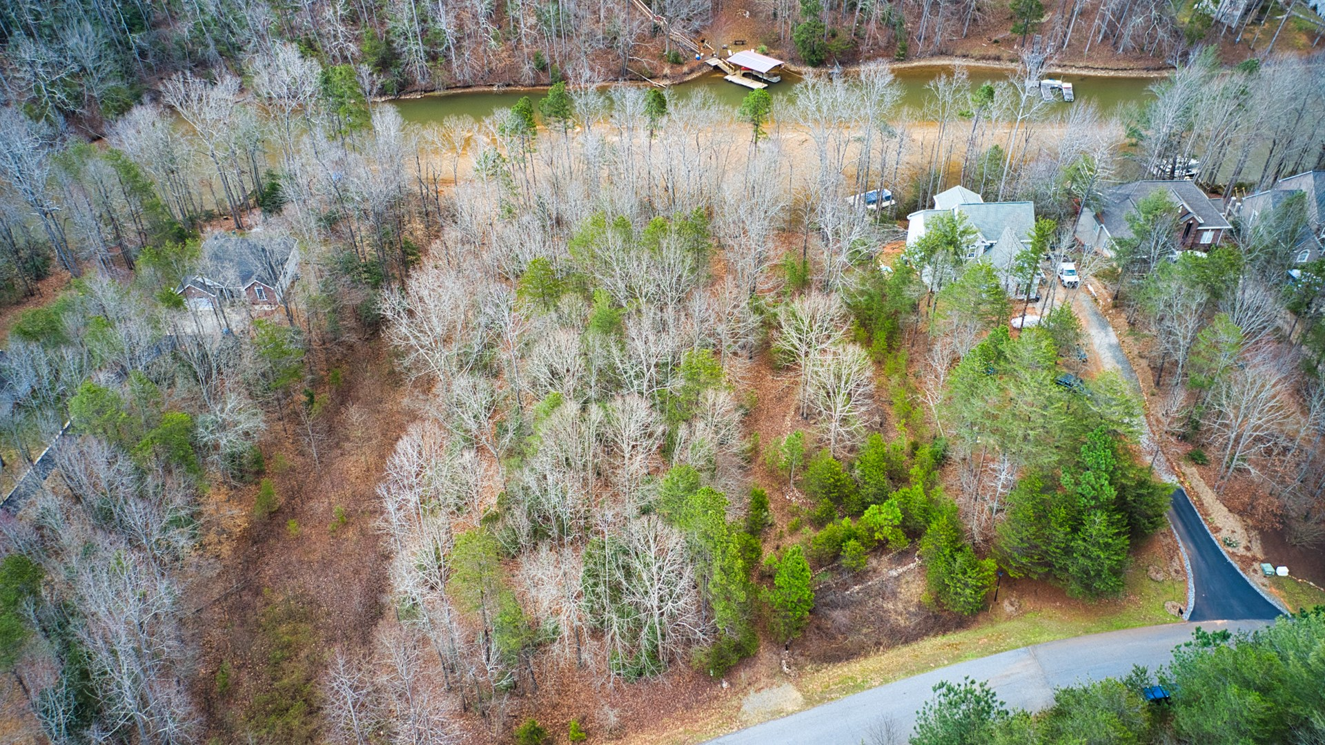 Lakefront Lot in Catawba NC