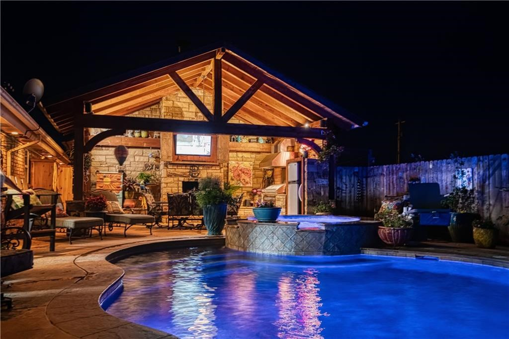 Elk City Luxury Golf Course For Sale | Lake Home with Pool