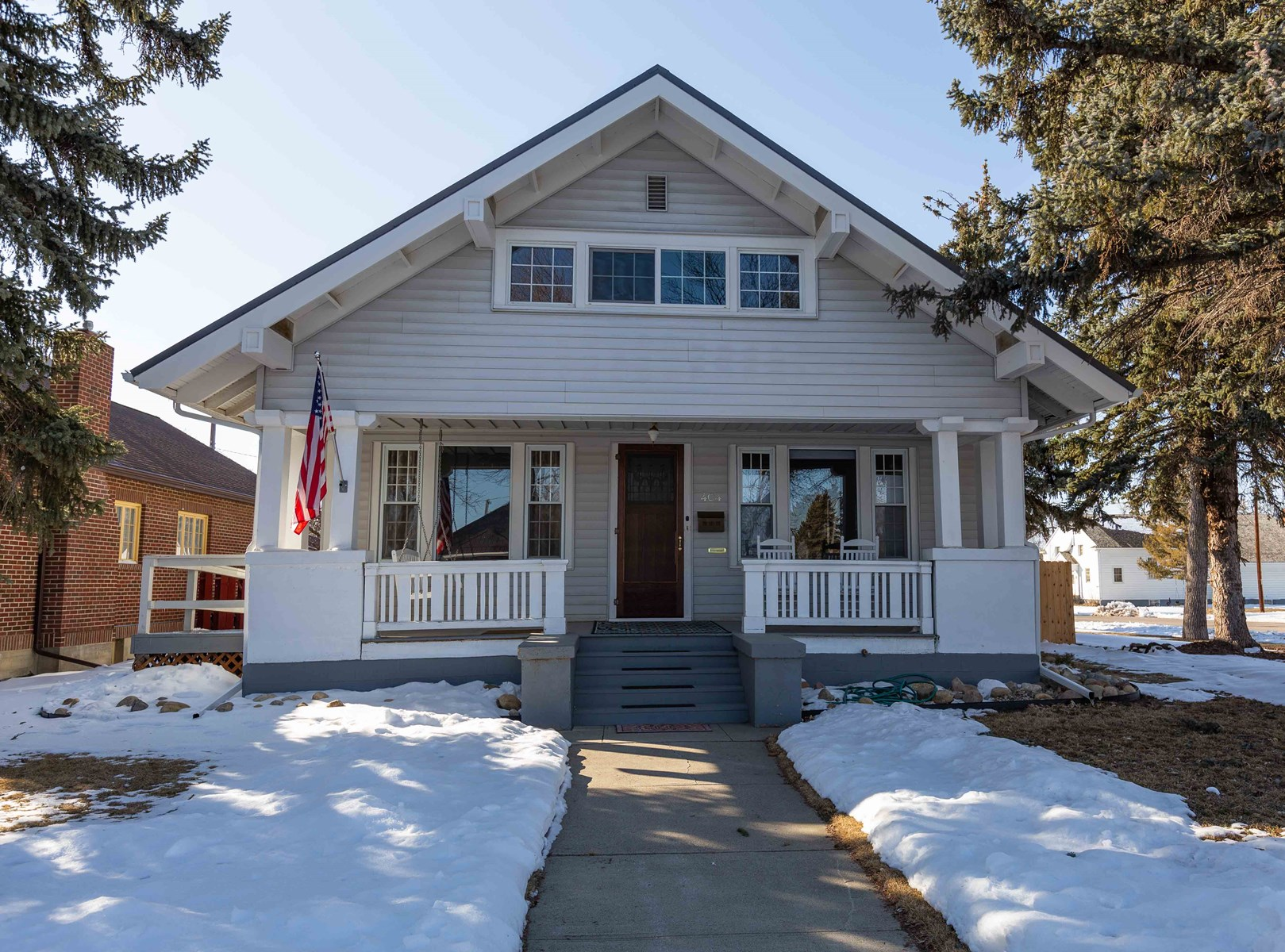 Craftsman Home/Conrad MT/5 bed/2 bath/$245,000