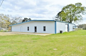 INDUSTRIAL, COMMERCIAL CLEAR SPAN BUILDING FOR SALE, OFFICE