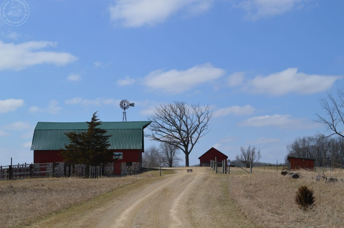 Columbia County Wisconsin Pasture Land For Sale