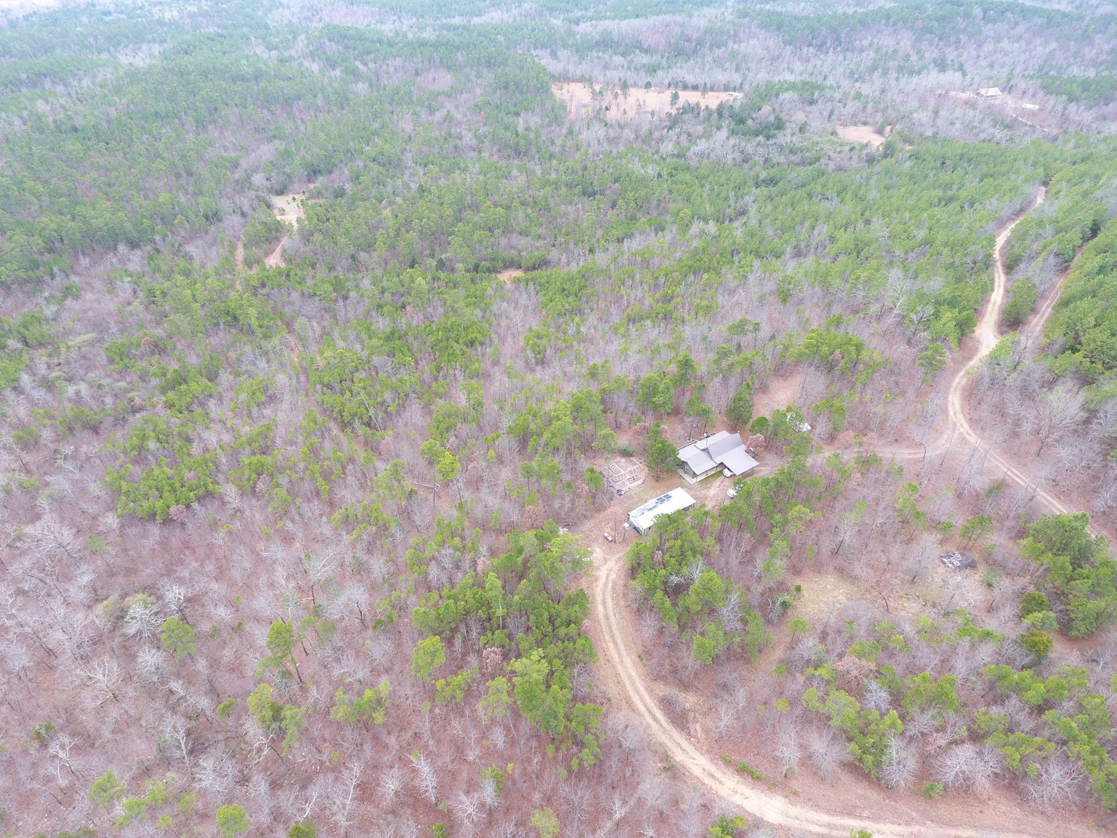 Garland County AR Land For Sale - 576 Bestview Rd - 86 Acres