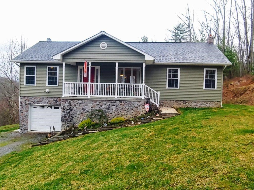 Custom Country Home for Sale in Elliston VA!