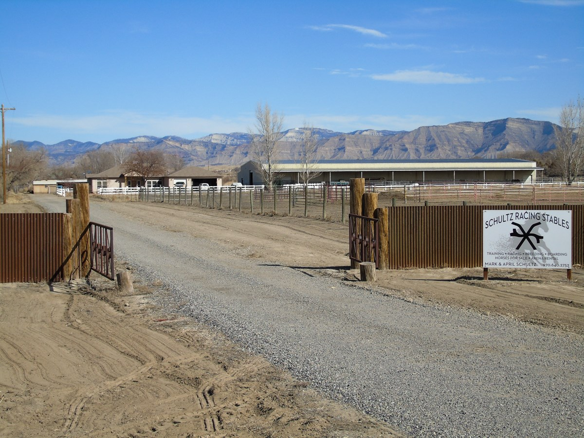 Colorado Horse Property, Equestrian Training Center