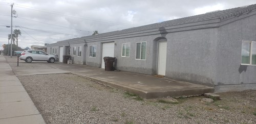 Parker AZ Residential Rental  Property Triplex