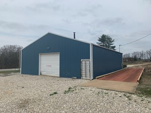 METAL RECYCLING FACILITY WITH SCALES IN LICKING MO FOR SALE